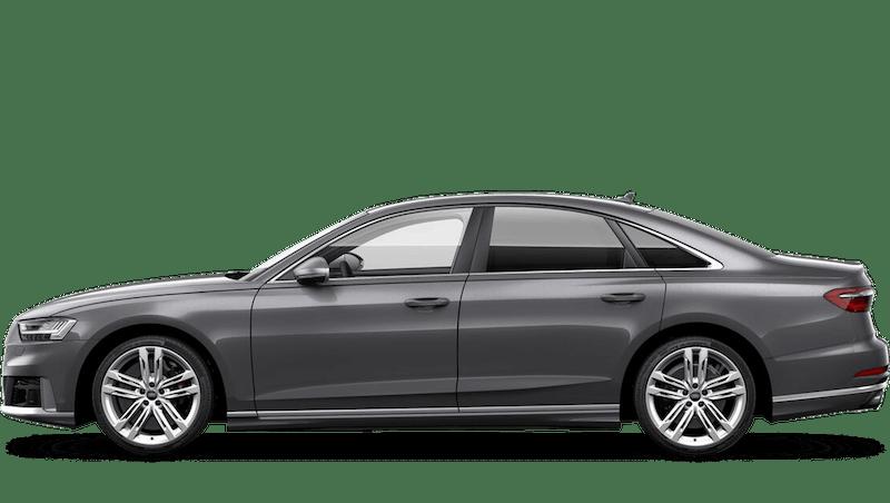 Terra Grey (Metallic) Audi S8