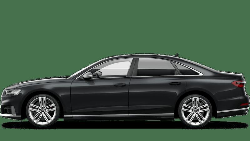 Vesuvius Grey (Metallic) Audi S8