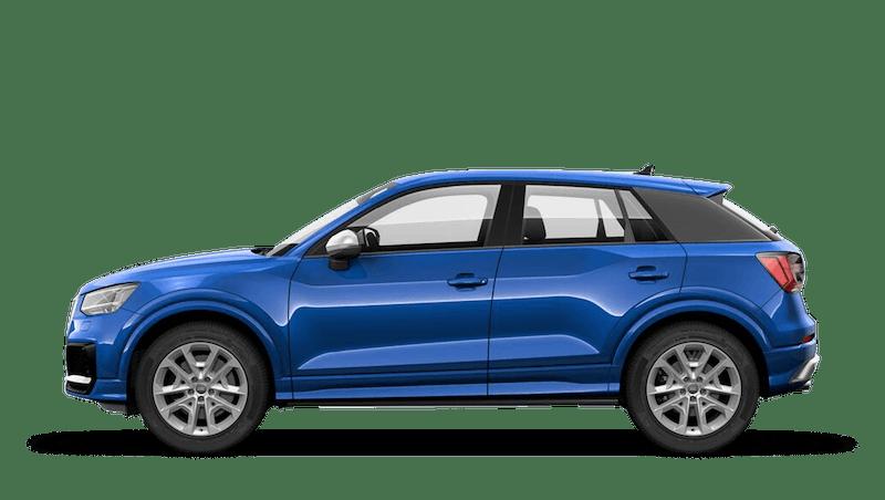 Ara Blue (Crystal) Audi SQ2
