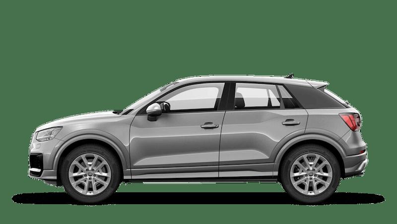 Floret Silver (Metallic) Audi SQ2
