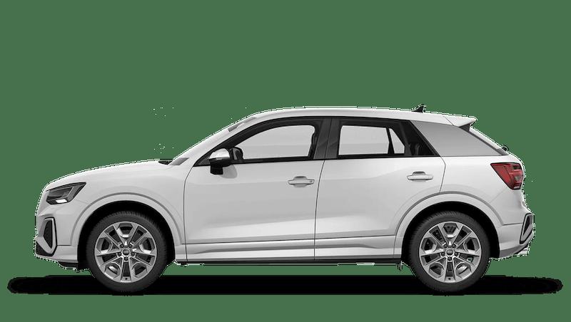 Ibis White (Solid) Audi SQ2