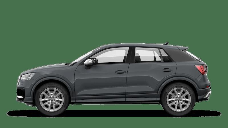 Quantum Grey (Solid) Audi SQ2