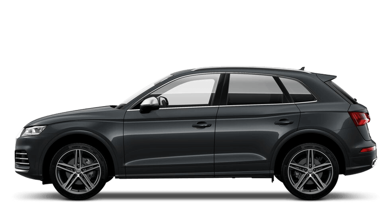 Manhattan Grey (Metallic) Audi SQ5