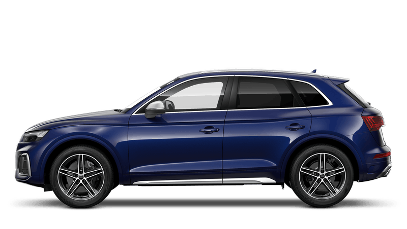 Navarra Blue (Metallic) Audi SQ5