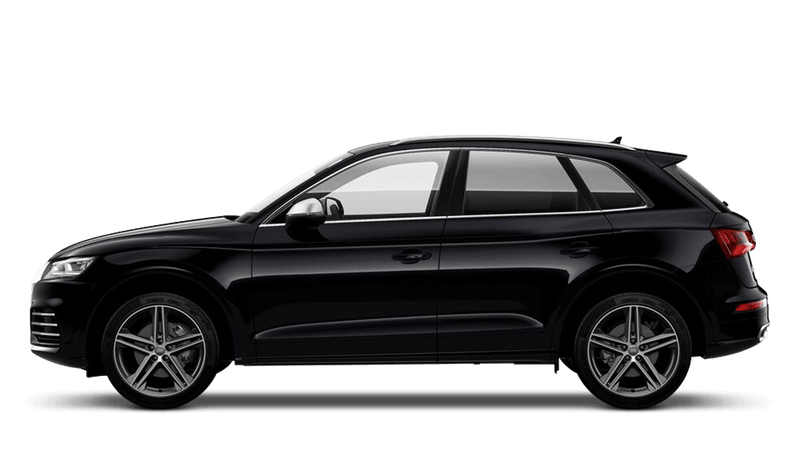 Panther Black (Crystal) Audi SQ5
