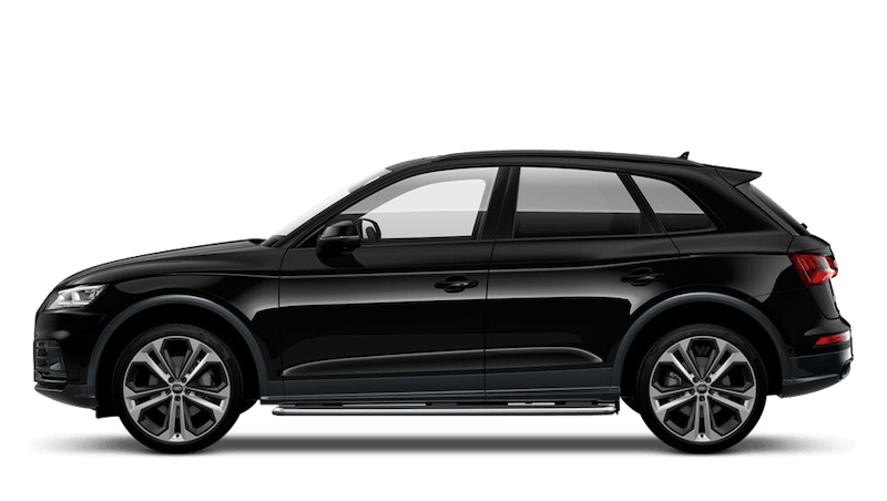 Brilliant Black (Solid) Audi SQ5
