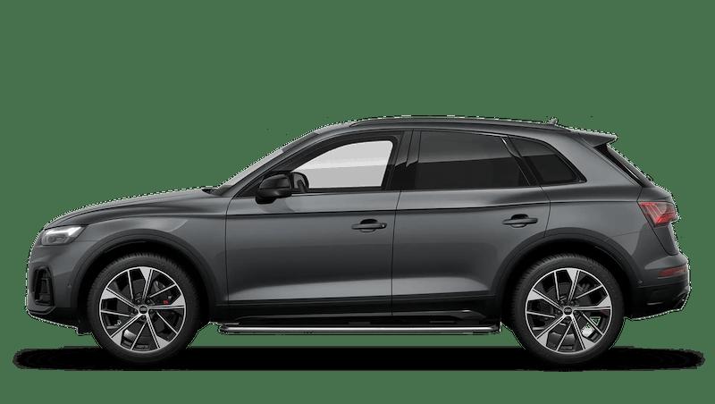 Daytona Grey (Pearl) Audi SQ5