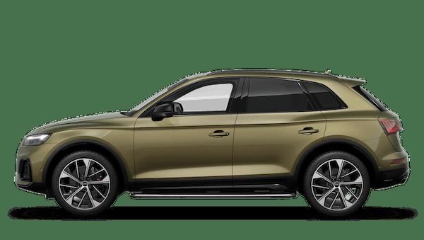 Audi SQ5 Vorsprung