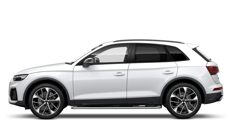Ibis White (Solid) Audi SQ5