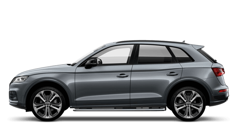 Monsoon Grey (Metallic) Audi SQ5