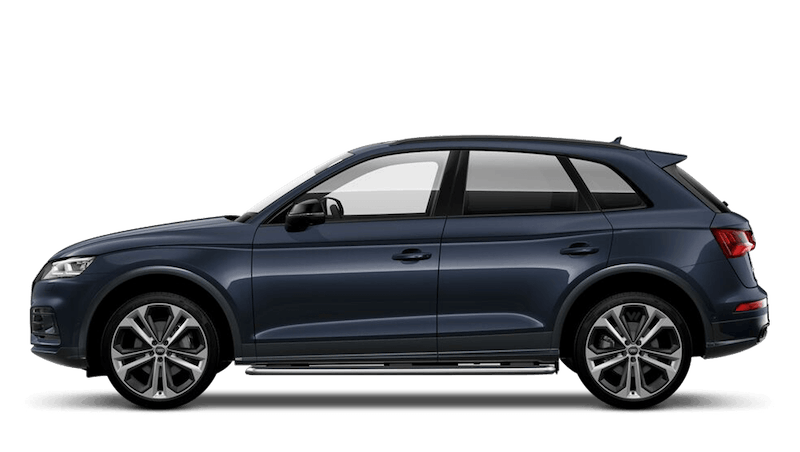 Moonlight Blue (Metallic) Audi SQ5