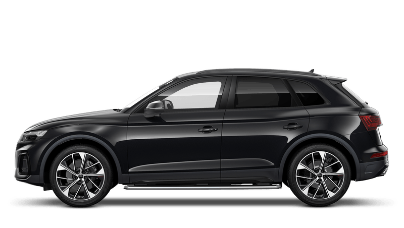 Mythos Black (Metallic) Audi SQ5