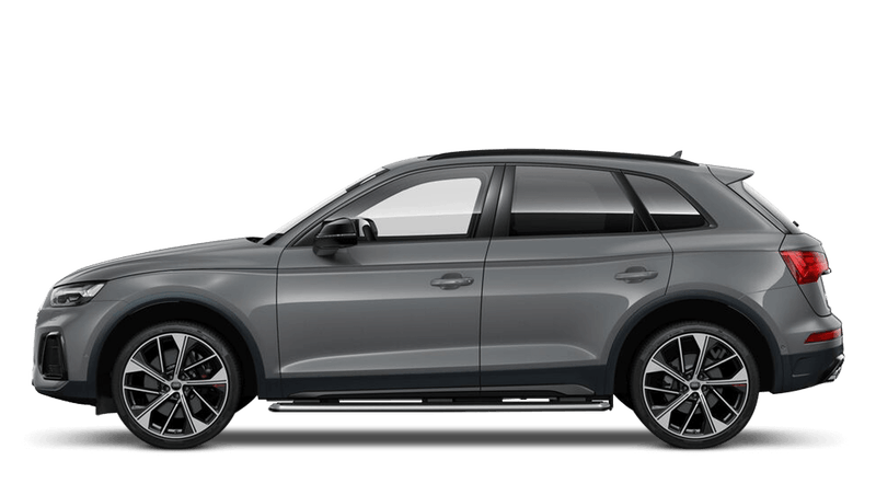 Quantum Grey (Solid) Audi SQ5