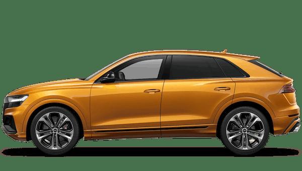 Audi SQ8 Black Edition