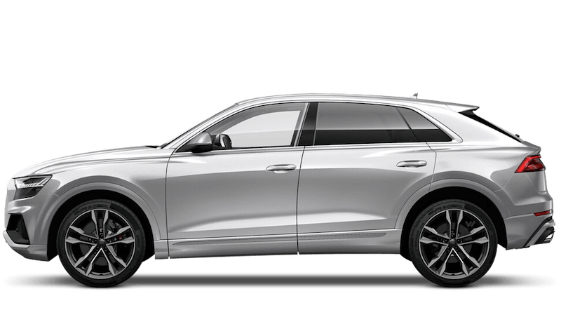 Floret Silver (Metallic) New Audi SQ8