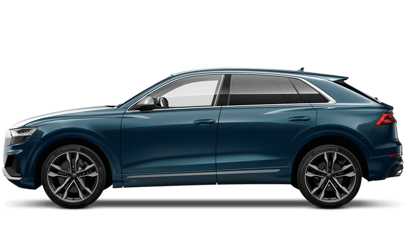 Galaxy Blue (Metallic) New Audi SQ8