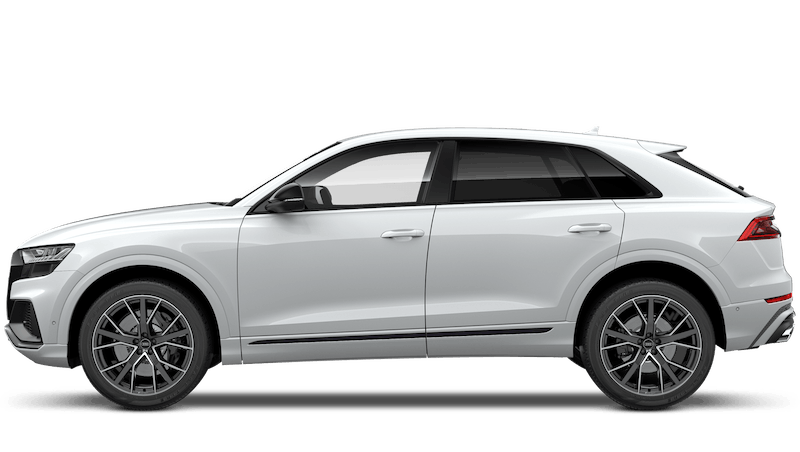 Glacier White (Metallic) New Audi SQ8