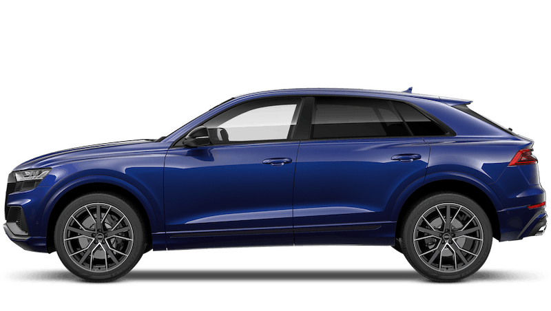 Navarra Blue (Metallic) New Audi SQ8