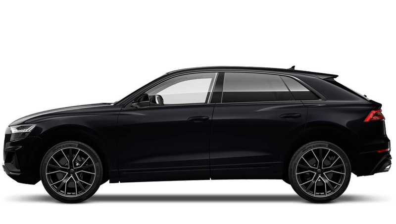 Orca Black (Metallic) New Audi SQ8