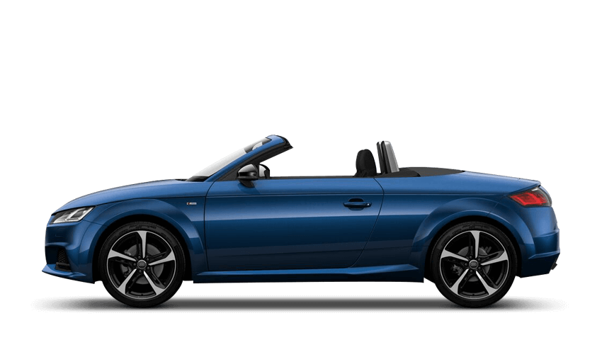 Audi TT Roadster Black Edition