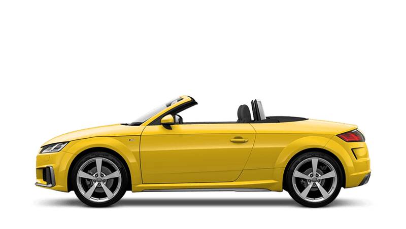 Audi TT Roadster S Line