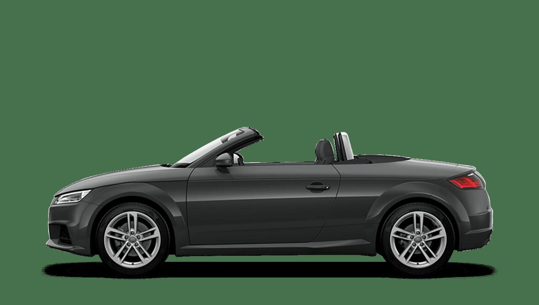 Nano Grey (Metallic) Audi Tt Roadster