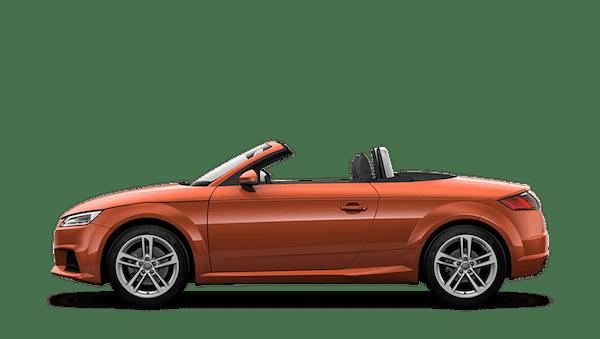 Audi TT Roadster Sport