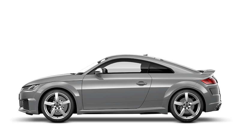 Nardo Grey (Solid) Audi TT RS Coupe