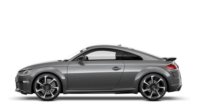 Daytona Grey (Pearl) Audi TT RS Coupe