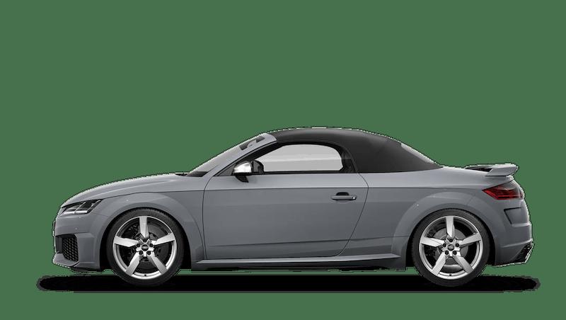 Nardo Grey (Solid) Audi TT RS Roadster