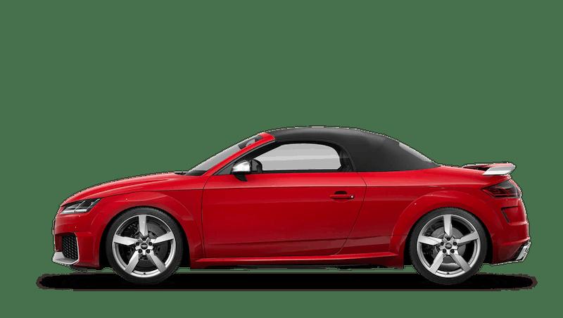 Audi TT RS Roadster Entry