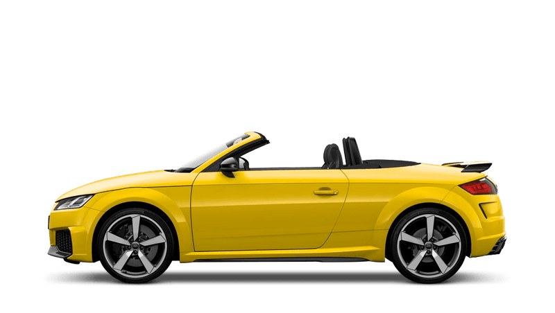 Audi TT RS Roadster Vorsprung