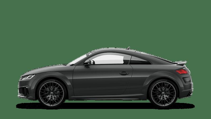 Nano Grey (Metallic) Audi TTS Coupe