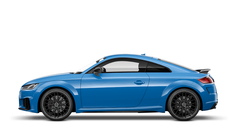 Turbo Blue (Solid) Audi TTS Coupe