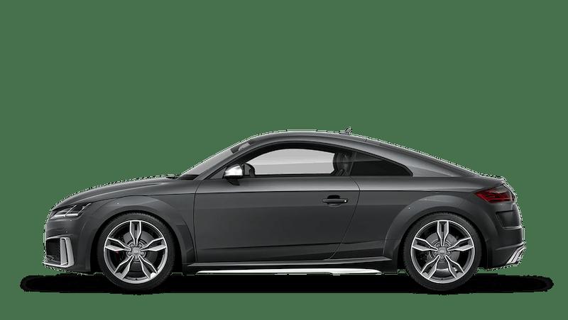 Daytona Grey (Pearl) Audi TTS Coupe