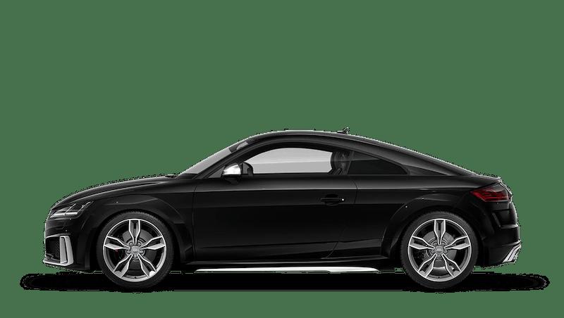 Mythos Black (Metallic) Audi TTS Coupe