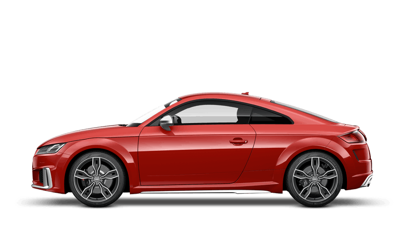Audi TTS Coupe Entry