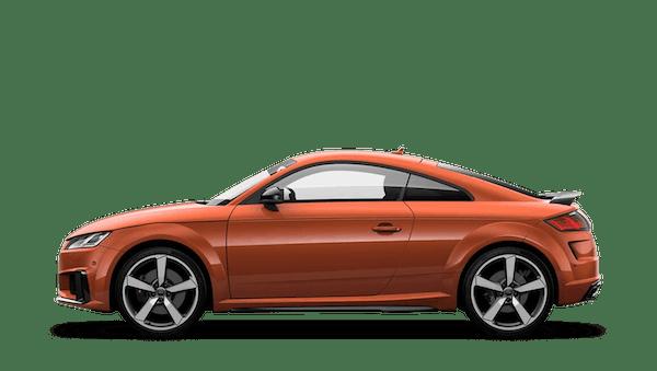 Audi TTS Coupe Vorsprung