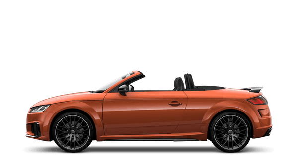 Audi TTS Roadster Black Edition