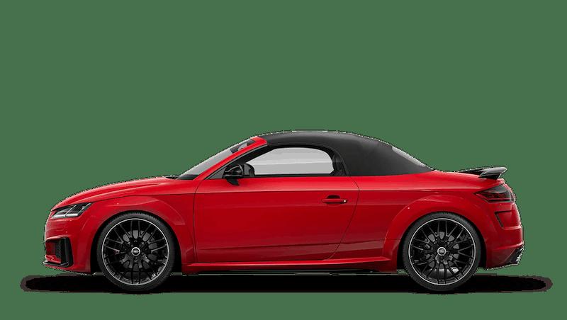 Tango Red (Metallic) Audi TTS Roadster