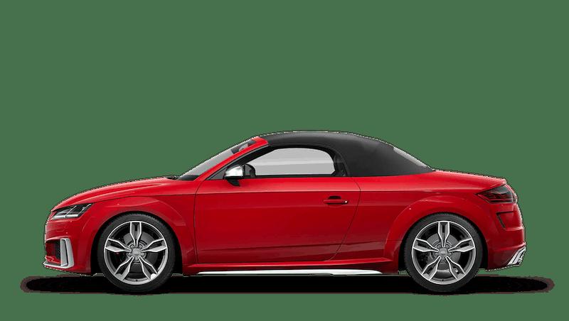 Audi TTS Roadster Entry
