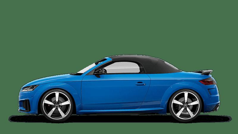 Audi TTS Roadster Vorsprung