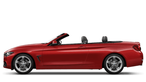 BMW 4 Series Convertible Sport
