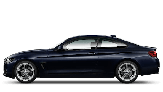 BMW 4 Series Sport Coupe