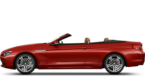BMW 6 Series Convertible Sport