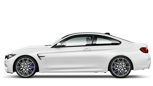 BMW M4 Coupe Competition Pack