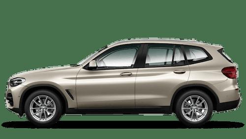 BMW X3 Entry
