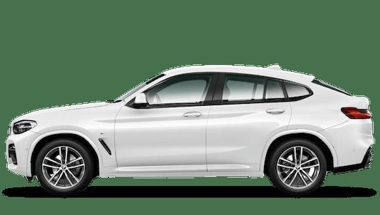 New BMW X4 20d M Sport
