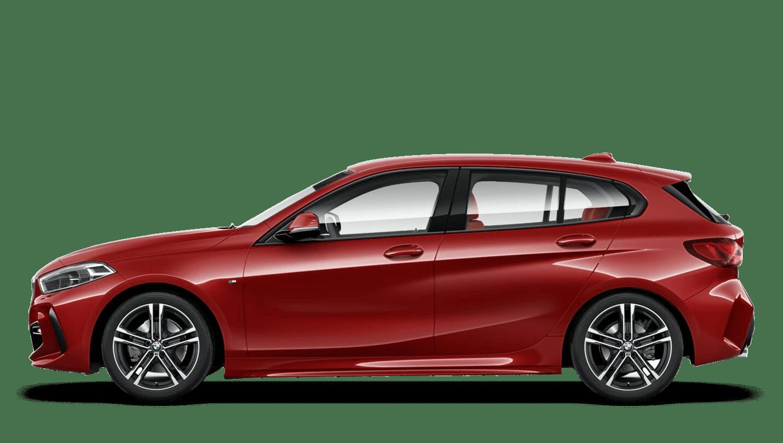 Melbourne Red (Metallic) BMW 1 Series Sports Hatch