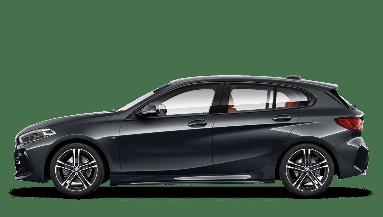 Mineral Grey BMW 1 Series Sports Hatch